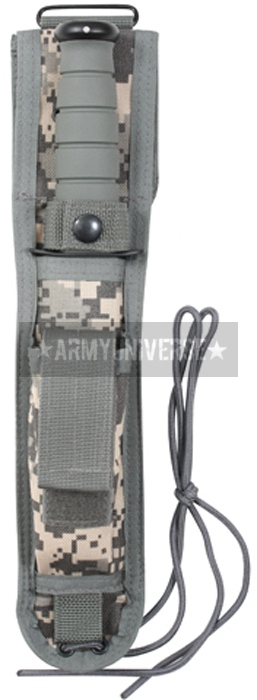 """Camouflage Enhanced Knife Sheath Tactical Cover 7"""""""
