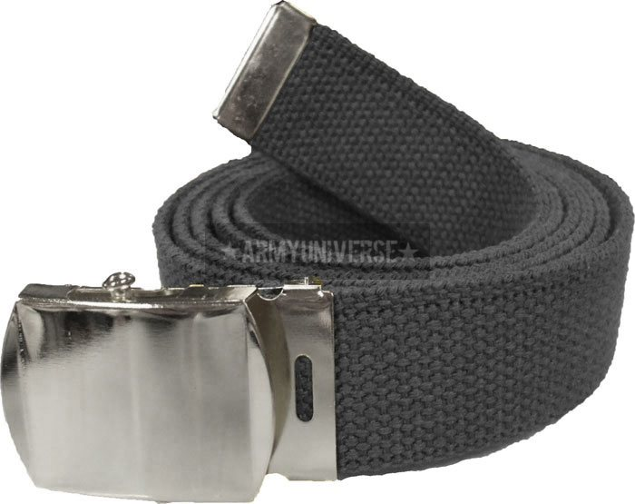 Camouflage-Solid-Colors-100-Cotton-Military-Web-Belts