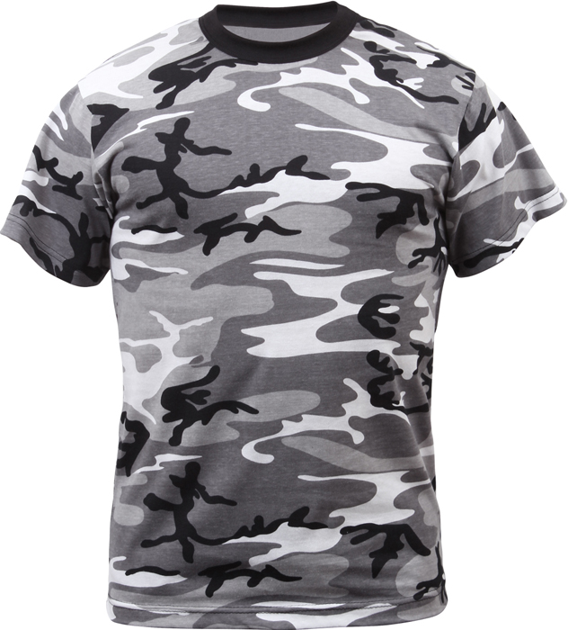 city camouflage tactical military short sleeve army camo t shirt item. Black Bedroom Furniture Sets. Home Design Ideas