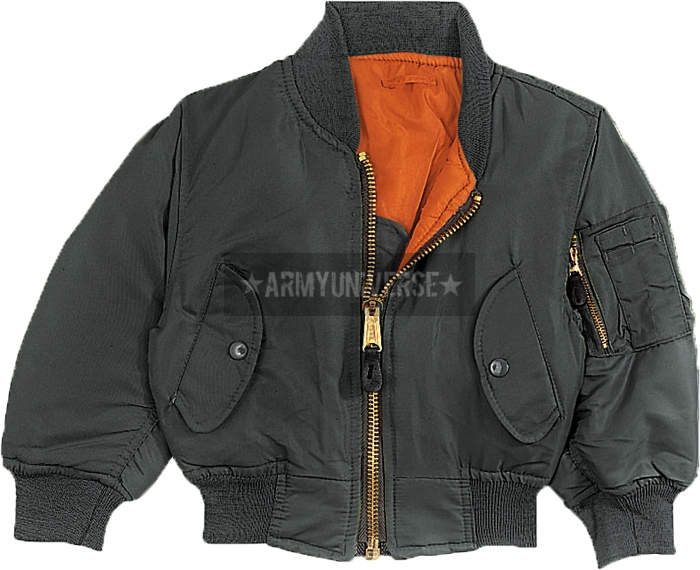Youth MA-1 Flight Jacket - MyPilotStore.com