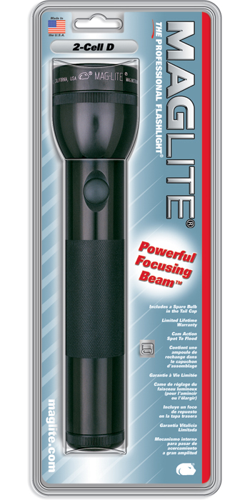 Maglite-D-Zell-High-Intensity-Militaer-Taschenlampe