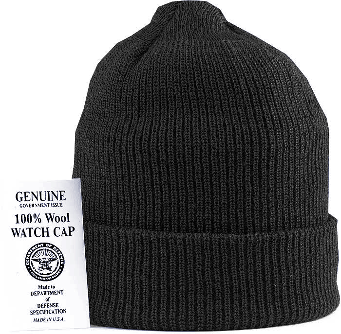 Genuine-GI-Knitted-Winter-Hat-Wool-Watch-Cap