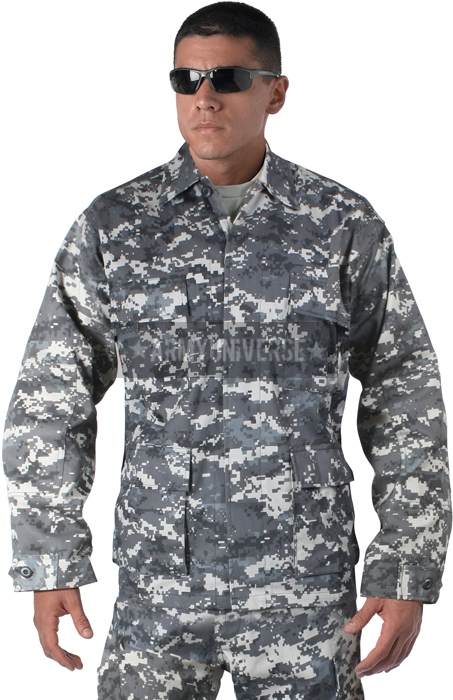 Subdued-Urban-Digital-Camouflage-Military-BDU-Cargo-Fatigue-Uniform