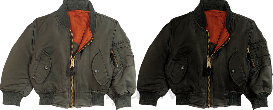 Air Force Ma1 Flight Jacket