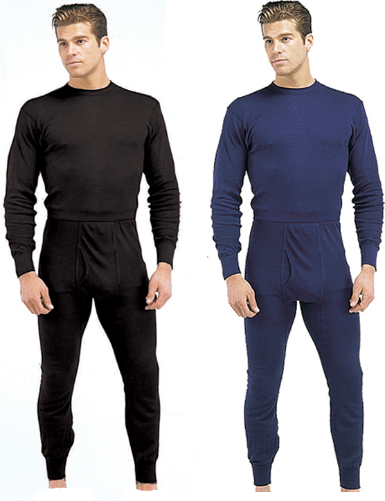 Military Performance Polypropylene Thermal Underwear