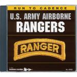 Run To Cadence US Army Airborne Rangers Audio CD