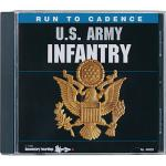 Run To Cadence US Army Infantry Audio CD