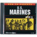 Run To Cadence US Marines Volume I Audio CD