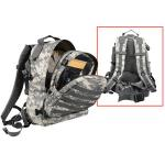 ACU Digital Camouflage Military Deluxe MOLLE Long Range Assault Pack