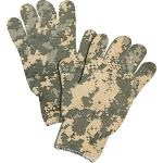 ACU Digital Camouflage Spandoflage Work Gloves