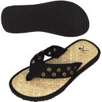 Black Pistol Belt Thong Flip Flop Army Sandals