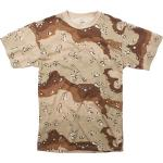 Desert Camouflage Six Color Military T-Shirt