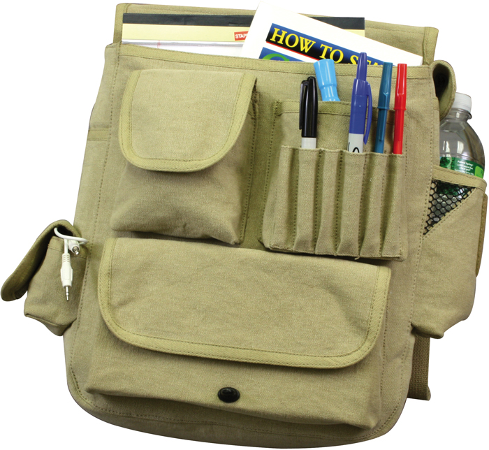 Inside of M-51 Engineer's Bag