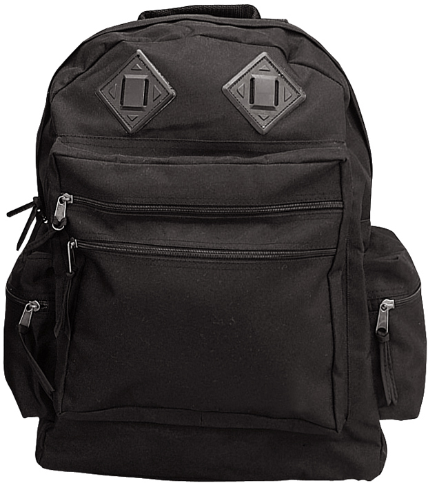 Rothco Black Deluxe Waterproof Nylon Back Pack at Sears.com