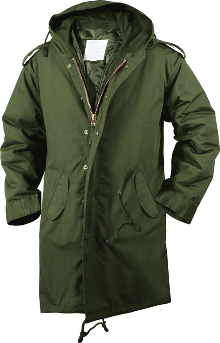 Original Parka Coat - Coat Nj