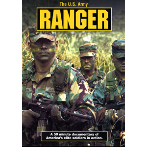 US Army Rangers Documentary DVD