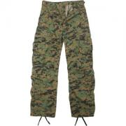 Army Cargo Pants Army Fatigues Rip-Stop Cargo Pants Mens Pants 4500e0640ceb