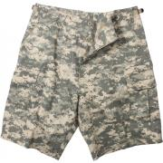 Camouflage BDU Shorts