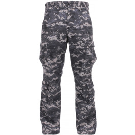 Subdued Urban Digital Camouflage Vintage Military Paratrooper BDU Pants 8350462e9ad