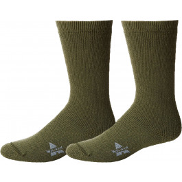 Wigwam Mens Olive Drab 40 Below Cold Weather Heavyweight Boot Socks Pair 0734d39606a