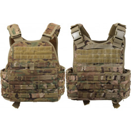 Multi Cam Military MOLLE Tactical Plate Carrier Assault Vest 38d1fbf9060