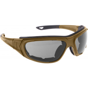 Interchangeable Optical System UV 400 Anti Fog Anti Scratch Military Sunglasses