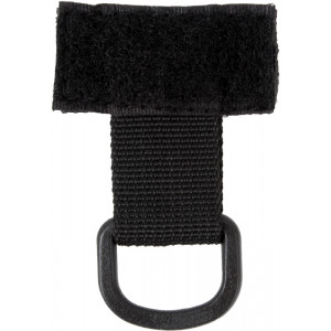 Black Military MOLLE T-Ring Tactical Holder