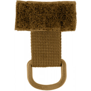 Coyote Brown Military MOLLE T-Ring Tactical Holder