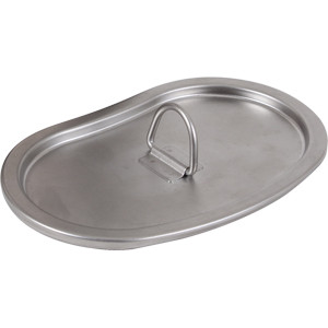 Stainless Steel Heavy Duty 1 Quart Canteen Cup Cover