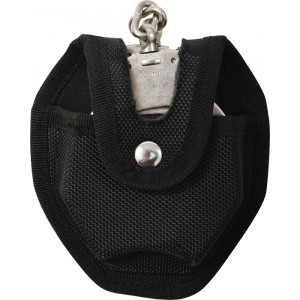 Black Tactical Open Molded Style Handcuff Case