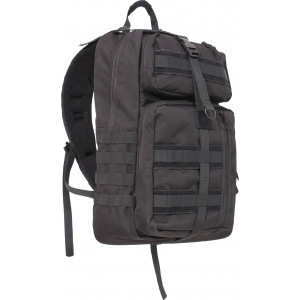 Black Military Tactisling Transport Shoulder Backpack