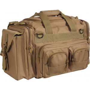 Coyote Brown Military Tactical Concealed Carry Bag