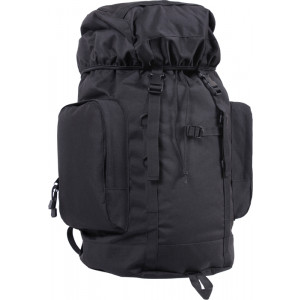 Black Military Tactical 45 Liter Rio Grande Backpack