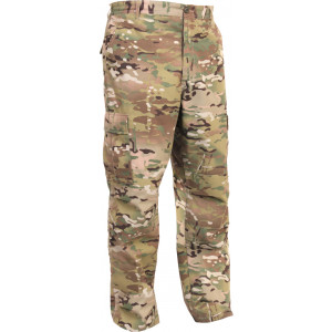 Multi Cam Military BDU Pants