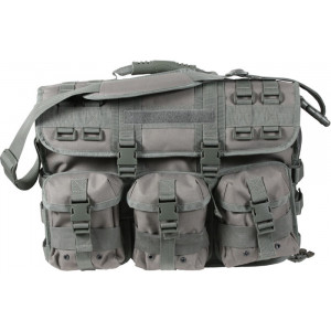 Foliage Green Military MOLLE Tactical Shoulder Computer Briefcase