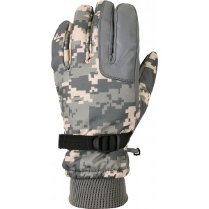 ACU Digital Camouflage Cold Weather Gloves