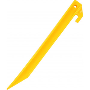 Yellow Plastic Tent Stakes 240 PACK