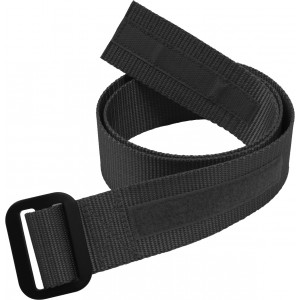 Black Heavy Duty Nylon Rigger's Belt