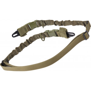 Olive Drab 2-Point Military Tactical Rifle Sling