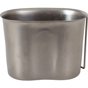 Stainless Steel Heavy Duty Canteen Cup
