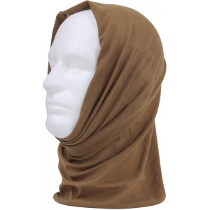 Coyote Brown Tactical Multi Use Outdoors Headwrap