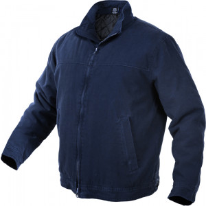 Navy Blue Military Concealed Carry 3 Season Tactical Jacket