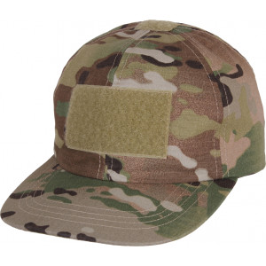 Kids Multi Cam Operator Tactical Cap