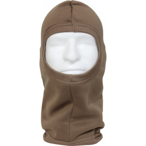 Brown Military Cold Weather Face Protection Winter Balaclava Ski Mask
