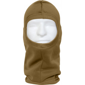 Coyote Brown Military Cold Weather Face Mask Winter Balaclava Ski Mask