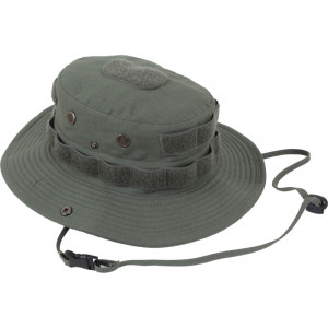 Olive Drab Tactical Military Rip-Stop Boonie Hat