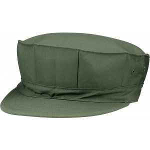 Olive Drab Military Marine Corps 8 Point Utility Cap