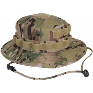 MultiCam Tactical Military Rip-Stop Boonie Hat