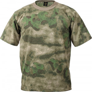 A-TACS FG Military Camouflage Short Sleeve T-Shirt