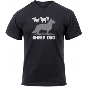 Black Sheep Dog T-Shirt